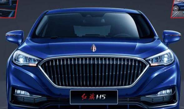 一汽紅旗H5配置齊全誠意滿滿B級車市場競爭力十足